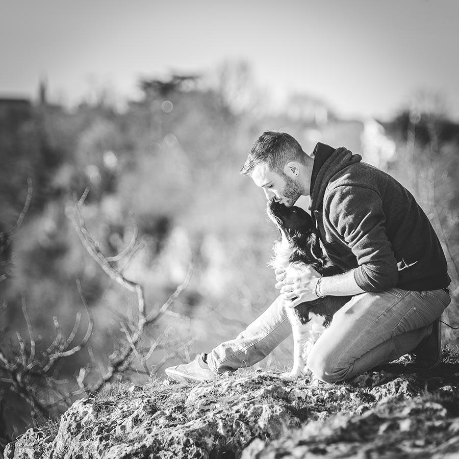 Romuald Deschodt Educateur pour chiens spécialiste en comportement